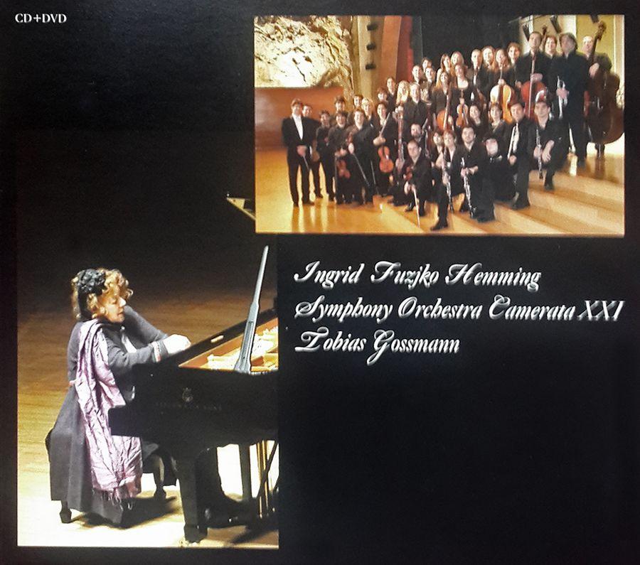 Symphony Orchestra Camerata XXI - new CD