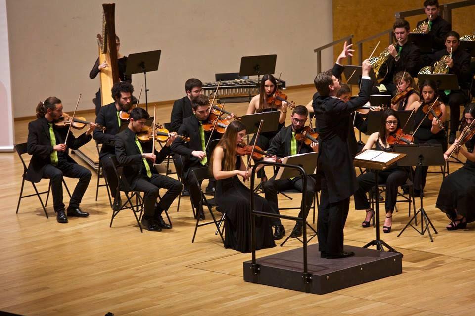 Tobias Gossmann - Orquesta Filarmónica de la Universidad de Alicante