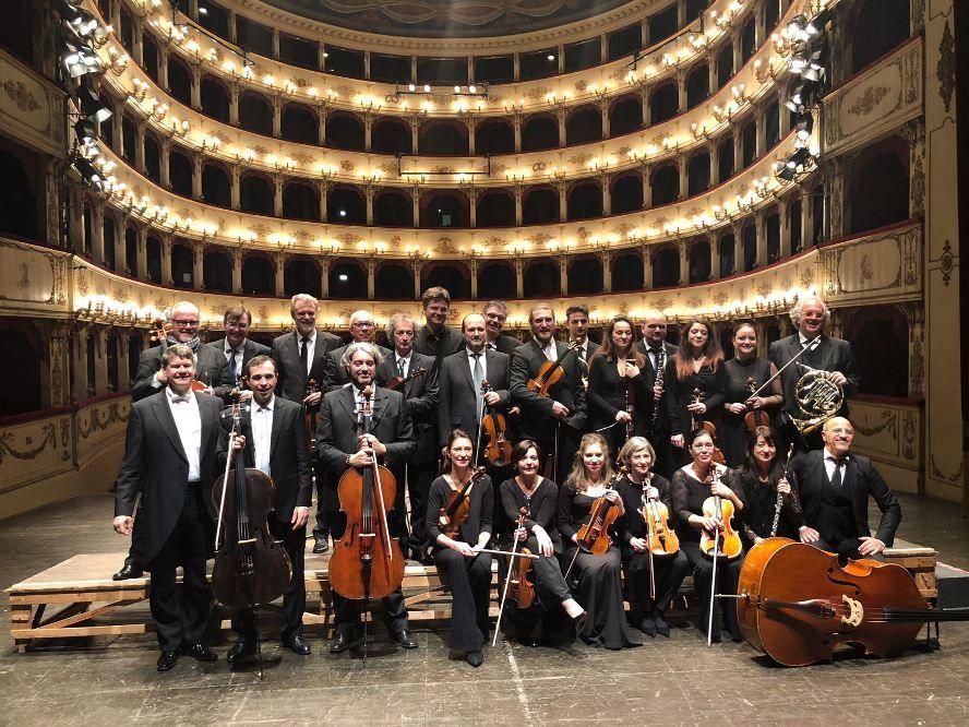 Italy Tour - Orchestra Internazionale d'Italia