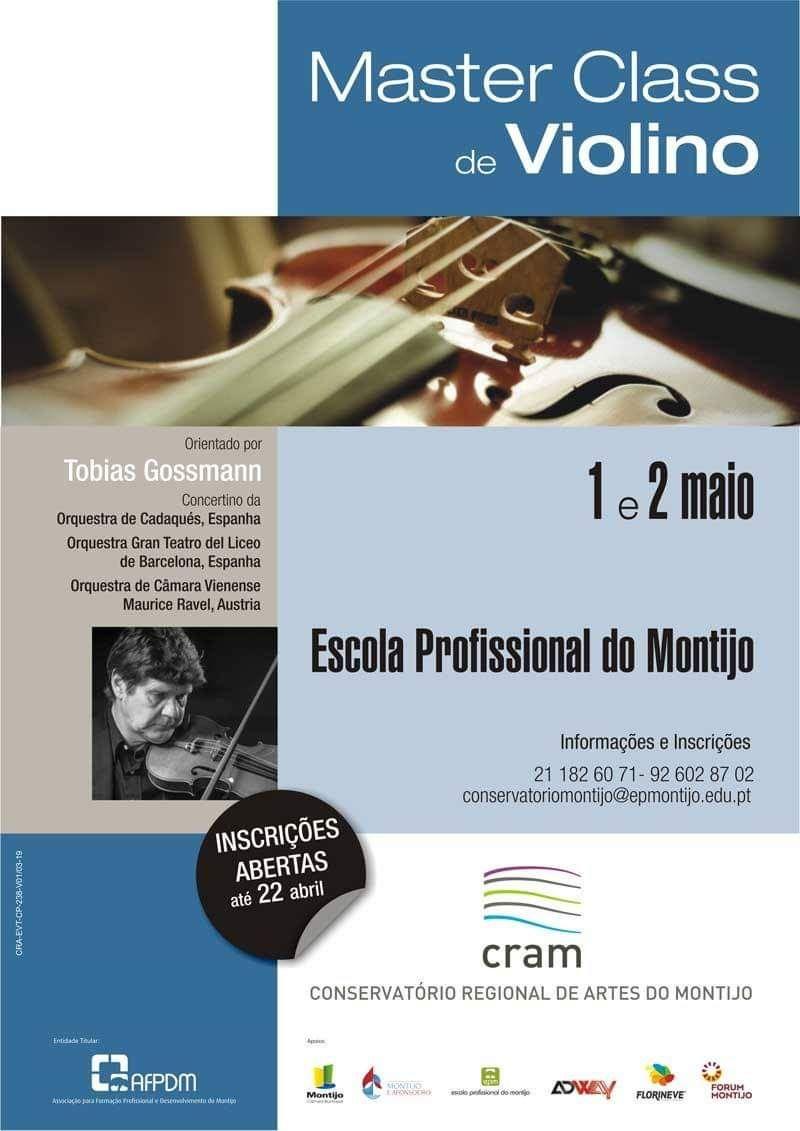Masterclasses Montijo