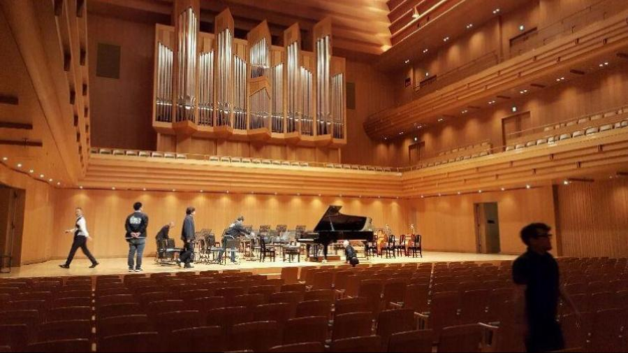 Japan Tour 2019 - Orchestra Internazionale d'Italia